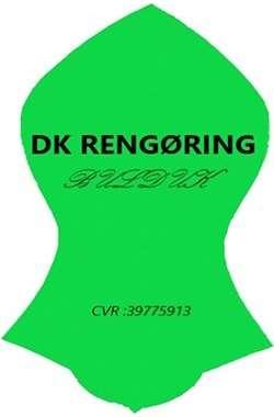 DKB Rengøring logo